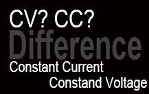 Difference of the common LED driving methods, CC, CV, & IC