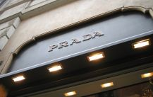 The kinds of PRADA channel letter