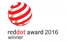"2016 Red Dot Award announced The fixtures gains, ""Best Design Award"" and the ""Honor Award"""