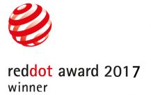 Freshly baked! 2017 red dot design awards lighting