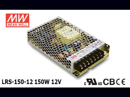 LRS-150-12 Original Taiwan Mean Well Switching Power Supply