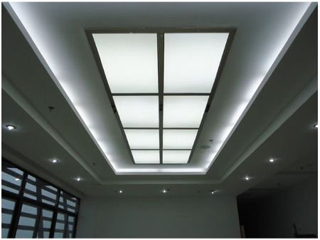 Soft Lightbox  Ceiling Lightbox  Fabric Lightbox