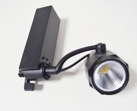 LED Track light  COB ceiling light   COB downlight  Die casting frame