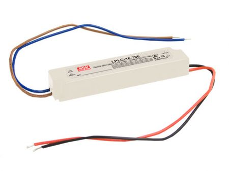 LPLC-18 series Waterproof Original Taiwan Mean Well AC to DC Switching LED Power Supply