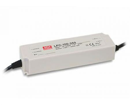 LPC-100 series Waterproof Original Taiwan Mean Well AC to DC Switching LED Power Supply