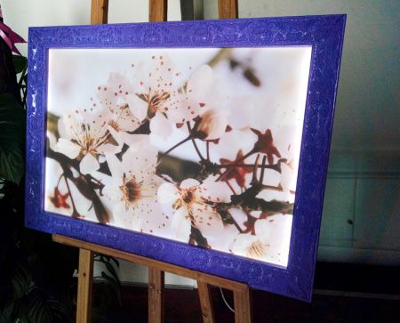 Photo frame Lightbox Fabric Lightbox