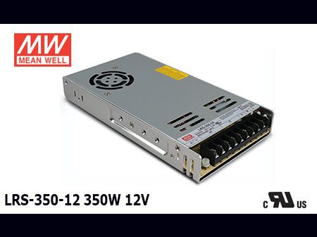 LRS-350-12 Original Taiwan Mean Well Switching Power Supply