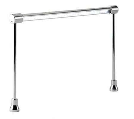 MLC210 Gantry profile luminaries Column lighting bar  LED Cabinet Display Spotlight Post Lamp for Jewelry Shop Counters