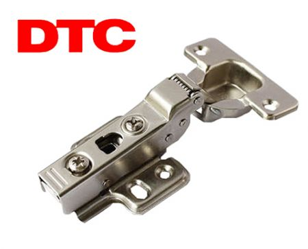 DTC 2pcs Tipmatic concealed hinges full overlay / half overlay / inset overlay 95° openning angle  Damper hinges