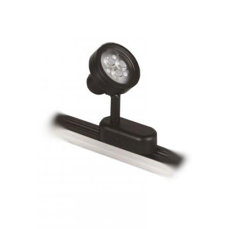 MLC253  Mini  LED Track Light  LED Cabinet Display Spotlight   LED Standing Spotlight Showcase 3W