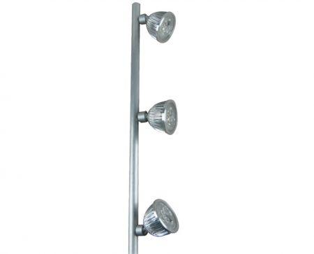 MLC258  LED Standing Spotlight LED Cabinet Light  LED Jewelry Lights  Mini Spotlight  3*3W