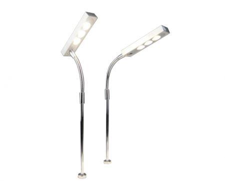 MLC245  LED Standing Spotlight LED Cabinet Light  LED Jewelry Lights  Mini Spotlight  3*1W