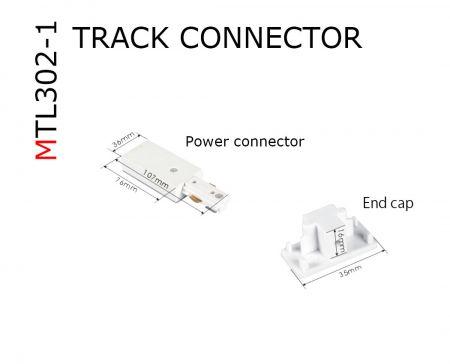 MTL302  3 circuit mini track  10A