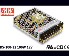 LRS-100-12 Original Taiwan Mean Well Switching Power Supply