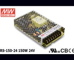 LRS-150-24 Original Taiwan Mean Well Switching Power Supply