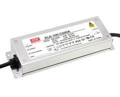 ELG-100-C series Waterproof Original Taiwan Mean Well AC to DC Driver LED Power Supply
