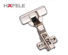 Häfele 2pcs Duomatic concealed hinges full overlay / half overlay / inset overlay 95° openning angle  Duomatic Damper hinges