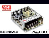 LRS-35-24 Original Taiwan Mean Well Switching Power Supply